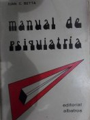 Manual de Psiquatria
