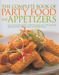 The Complete Book of Party of Party Food and Appetizers