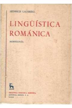 Lingüística Románica: Morfologia