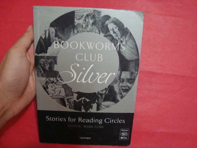 Bookworms Club Silver - Stories For Reading Circles