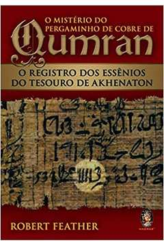 O Misterio do Pergaminho de Cobre de Qumran