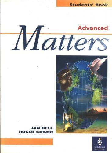 Advanced Matters Sudents Book