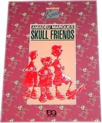 Skull Friends (livro do Professor)