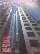 Princípio, Meio e Fins da Arquitetura na Sede da Mendes Jr, Em Bh de Projeto, Nº 97 - Março de 1987 pela Cly (1987)