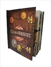 Game of Thrones - um Guia Pop-up de Westeros