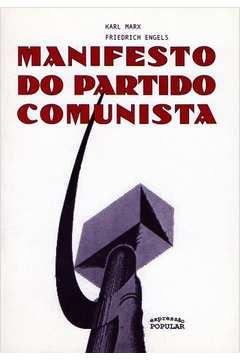 Livro Manifesto Do Partido Comunista Pdf