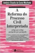 A Reforma do Processo Civil Interpretada
