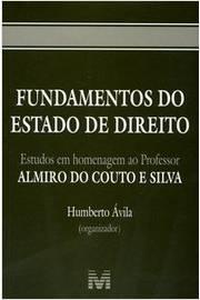 Fundamentos do Estado de Direito