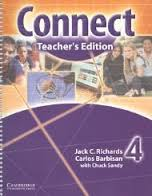 Connect Teachers Edition 4