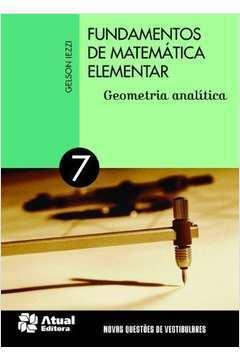 Fundamentos de Matematica Elementar Vol 7 (geometria Analitica