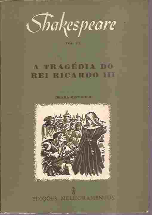A Tragédia do Rei Ricardo III - Shakespeare