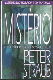 Mistério os Crimes da Rosa Azul Col. Mestres do Horror e da Fantasia