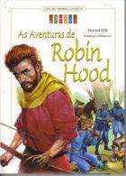 As Aventuras de Robin Hood Coleção Grandes Clássicos
