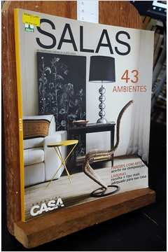 Casa Cláudia Especial Salas - 43 Ambientes