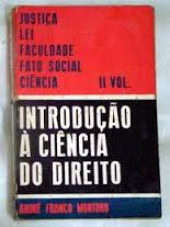 Introdução à Ciência do Direito - Vol. II