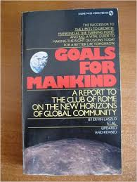 Goals For Mankind