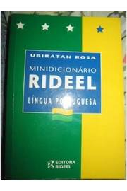 24e52866d1a Minidicionário Rideel Língua Portuguesa