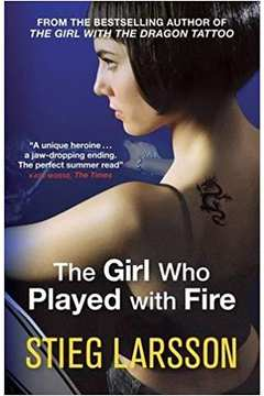The Girl Who Played With Fire Millenium I I