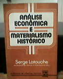 Analise Economica e Materialismo Historico