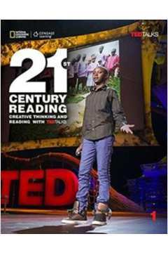 21 Century Reading - Creative Thinking and Reading With Ted Walks