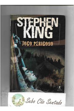Livro Jogo Perigoso Stephen King Estante Virtual