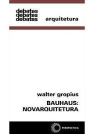 Bauhaus Nova Arquitetura