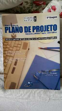 Manual Prático do Plano de Projeto Utiliz o Pmbok Guide 2000 C Cd