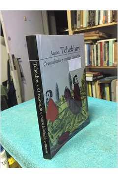 O Assassinato e Outras Historias de Anton Pavlovich Tchekhov pela Cosac & Naify (2011)