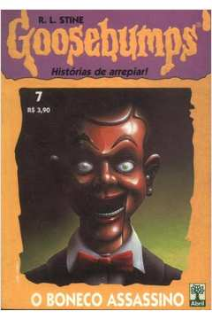 Goosebumps! Histórias de Arrepiar 7 - o Boneco Assassino