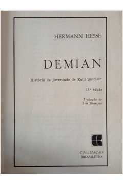 Demian: História da Juventude de Emil Sinclair