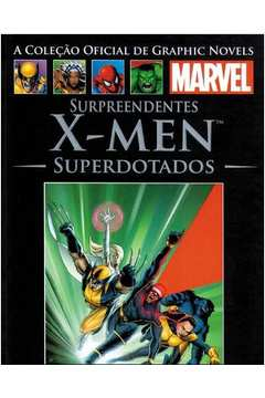 Surpreendentes X-men - Superdotados Nº 36