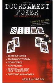 Tournament Poker For Advanced Players - Expanded Edition