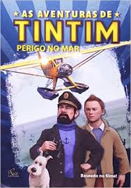 As Aventuras de Tintim Perigo no Mar