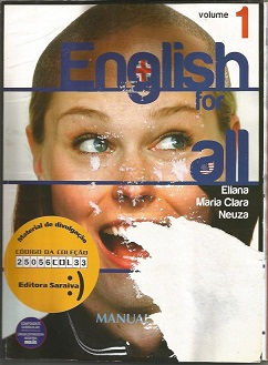 English For All - Volume 1 - Manual do Professor - Com Cd