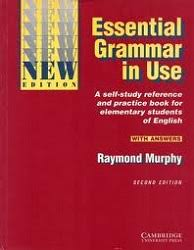 Essential Grammar in Use With Answers - New Edition