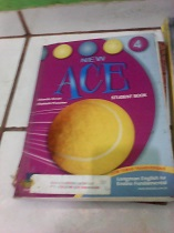 Ace - Student Book 4