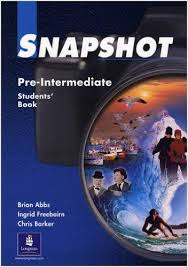 Snapshot Intermediate Students Book
