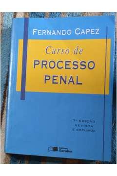 Curso de Processo Penal (7ª Edição)