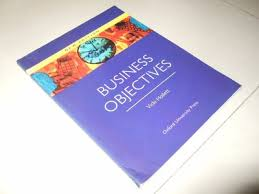 Business Objectives - New Edition