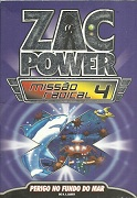 Zac Power: Perigo no Fundo do Mar