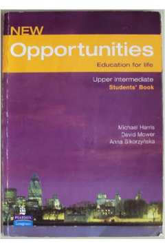 New Opportunities Education For Life Upper Intermediate Students Book