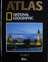 Atlas National Geographic- Europa I
