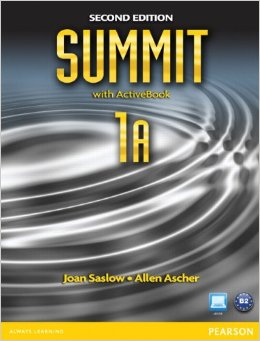 Summit 1a With Activebook Second Edition B2