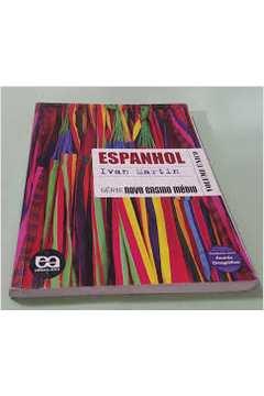 Espanhol - Série Novo Ensino Médio. Volume único