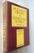 Dicionário Oxford de Literatura Clássica