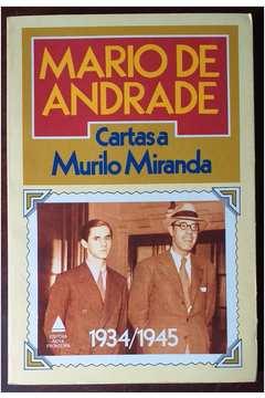 Cartas a Murilo Miranda