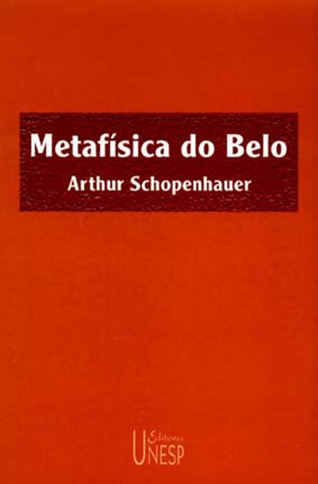 Metafisica do Belo