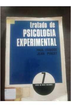 Tratado de Psicologia Experimental