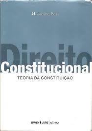 Direito Constitucional * Teoria da Constituição