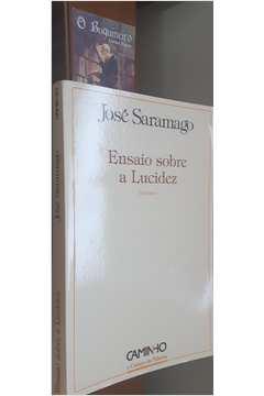 1431b7c31 Livros encontrados sobre jose saramago ensaio sobre a lucidez jose ...